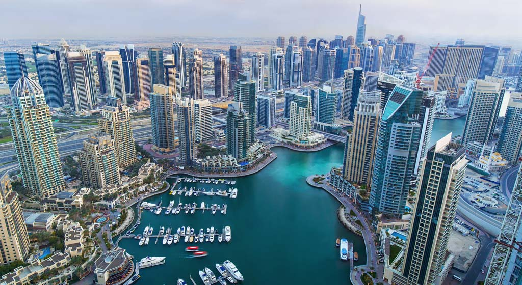 United Arab Emirates is the 40th export country for Telema