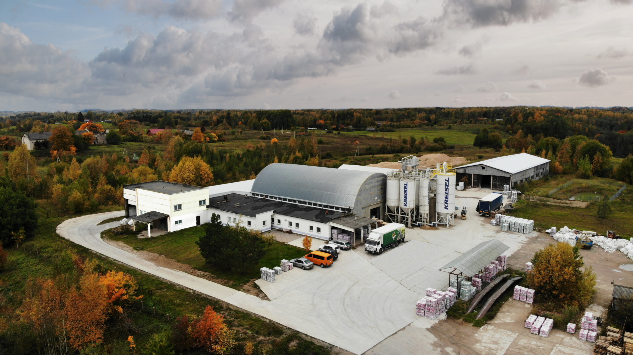 Kreisel Vilnius – towards top quality with EDI