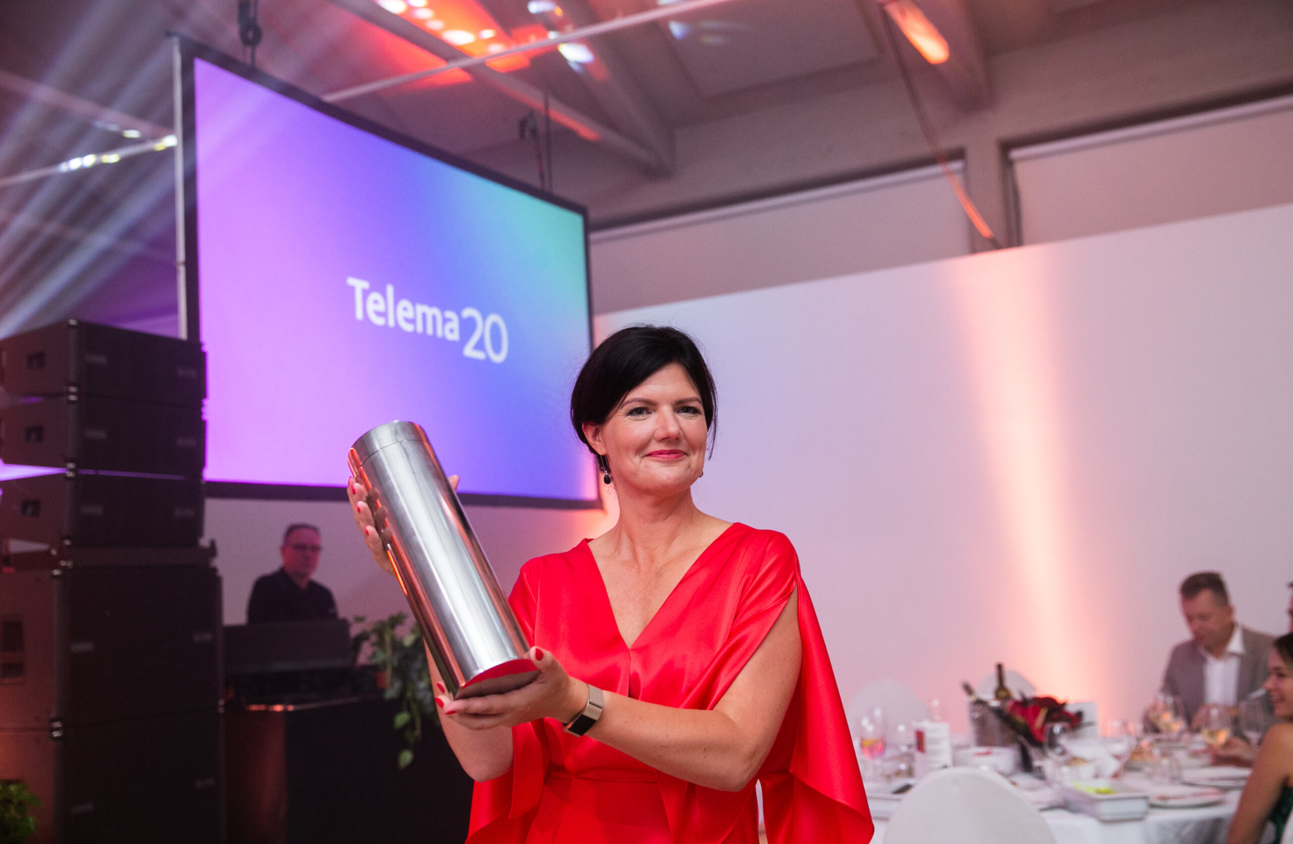Telema helped save €60 million for its Baltic customers